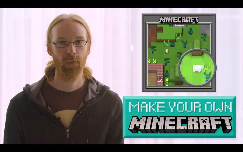 Code org - Minecraft Hour of Code Designer