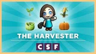 Csf skinoverview harvester