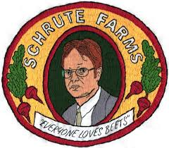 Image result for dwight schrute farms
