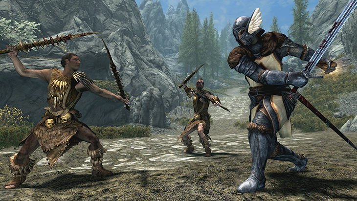 The Elder Scrolls V: Skyrim - App Lab